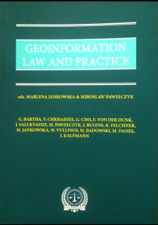 Geoinformation. Law and Practice